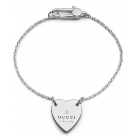 Gucci Bracelet with Heart YBA223513001018