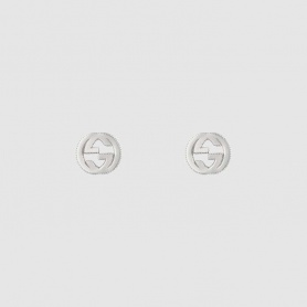 Gucci women's earrings double G