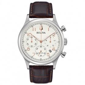 Bulova men's Chrono Precisionist watch - 96B355