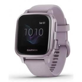 Garmin Venu SQ Smartwatch - Lilac