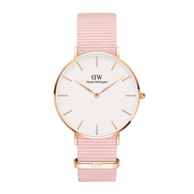 Orologio Daniel Wellington rosè Petite Rosewater bianco - DW00100360
