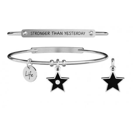 Kidult Philosophy bracelet stronger than yesterday 731870