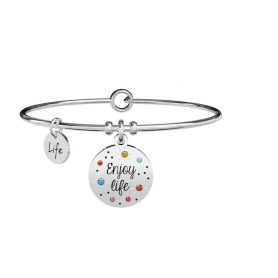 Kidult Philosophy enjoy life bracelet 731865