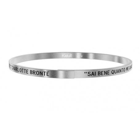 Kidult Family bracelet you know as well as I do - c. brontë 731881