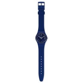 Swatch Gent Standard silver in blue - GN416