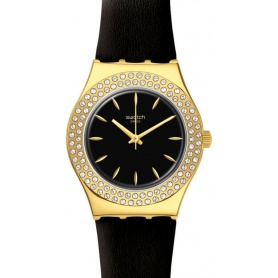 Swatch watches I Medium Standard goldy show - YLG141