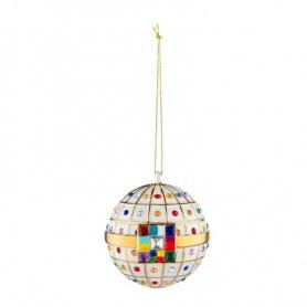 Weihnachtsbaumdekoration Ball Alessi Verlobungsball