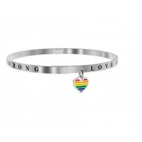 Kidult Love is never wrong bracelet 731739