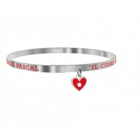 Kidult Love bracelet the heart has its reasons .. b. pascal 731731