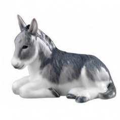 Donkey nativity figurine Royal Copenhagen - 5021028