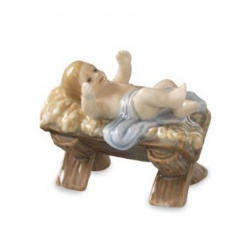 Royal Copenhagen figurine for baby Jesus nativity scene - 5021021
