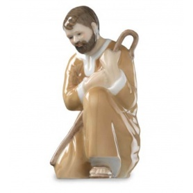 Statuette for Saint Joseph nativity scene Royal Copenhagen - 5021023