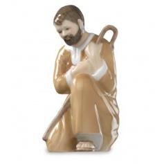 Statuette for Saint Joseph nativity scene Royal Copenhagen - 5021023