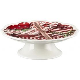 Porzellan Hutschenreuther Weihnachtskuchenständer - 08460/725650/12825
