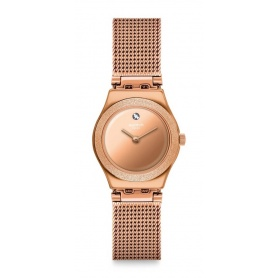 Swatch watches I Lady luminescent rose - YSG166M