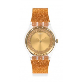 Swatch Watches Gent Standard sparklingot - GE285