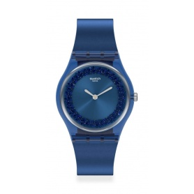 Swatch Gent Standard Watches - sideral blue - GN269