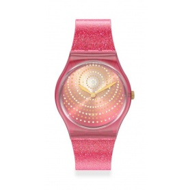 Swatch Gent Standard chrysanthemum GP169 watch