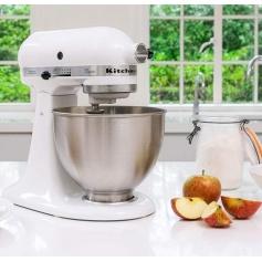 KitchenAid Classic Planetary mixer - white color