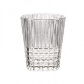 Transparentes Chic- und Zen-Wasserglas 6-teilige Packung - ZGWA.ZEN01