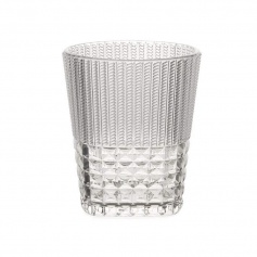 Transparent Chic and Zen Water Glass 6pcs pack - ZGWA.ZEN01