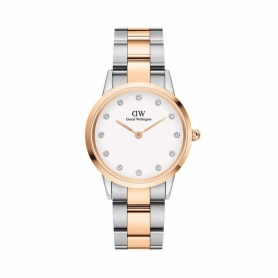 Daniel Wellington Iconic Link Lumine bicolor 32MM watch