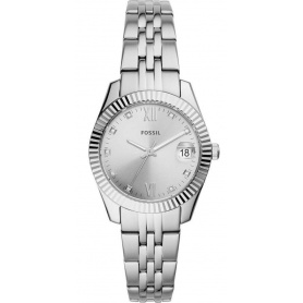 Fossil women's watch in steel Scarlette mini - ES4897