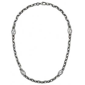 Gucci unisex Choker necklace with logo - YBB62079600100U