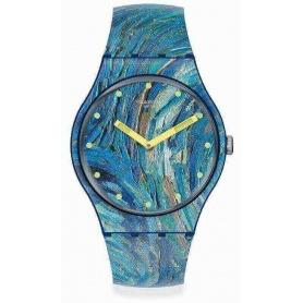 Swatch X Moma Vincent Van Gogh -SUOZ335
