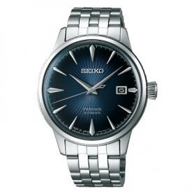 Seiko Presage automatic watch in steel -SRPB41J1