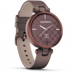 Garmin Lily Dark / Bronze Classic smartwatch 010-02384-B0