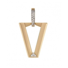Valentina Ferragni Mono earring Uali Gold -SVF-OR-LU1