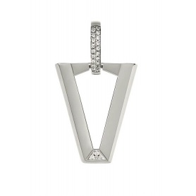 Valentina Ferragni Mono earring Uali Silver DVF-OR-LU3