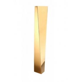 Alessi Crevasse Gold limited edition vase zaha hadid -ZH01GD