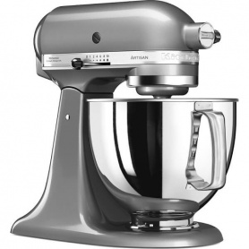 KitchenAid Artisan Planetary with reclining head Silver -5KSM125ECU