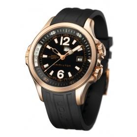 Orologio Khaki Navy  GMT  - H77545735