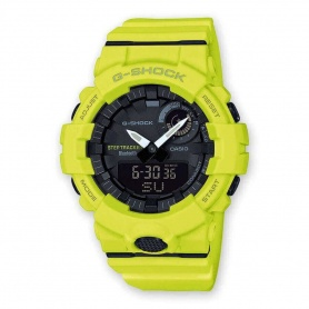 Casio G-Shock G-Squad Yellow Watch GBA-800-9AER