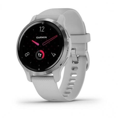 Garmin Venu2S Smartwatch Silver - Gray 0100242912