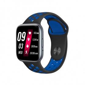 Tecnochic Smartwatch Unisex grau und schwarz -TCT9906129