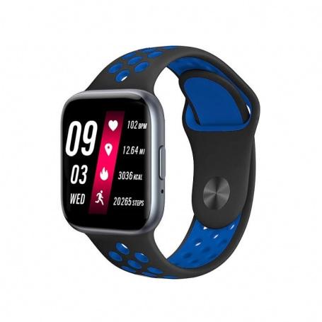 Tecnochic Smartwatch unisex gray and black -TCT9906129
