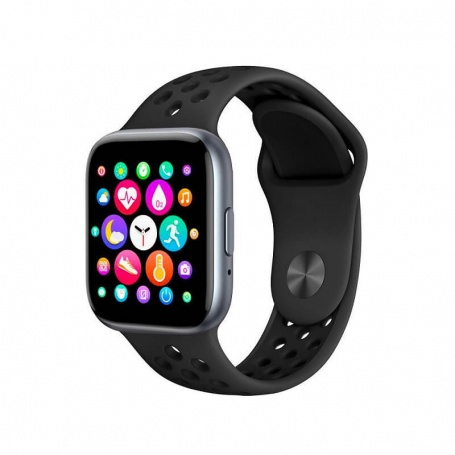 Tecnochic Smartwatch unisex gray and black -TCT9905129