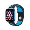Tecnochic Smartwatch unisex blue and black -TCT9902129