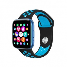 Tecnochic Smartwatch unisex blue and black -TCT9902129