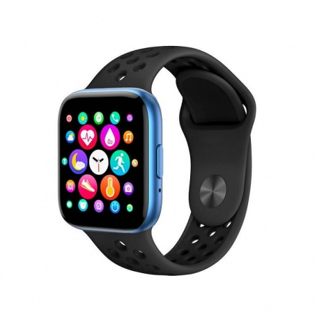 Tecnochic Smartwatch unisex blue and black -TCT9901129