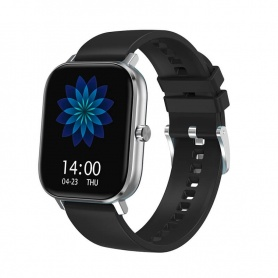 Tecnochic Smartwatch Silver and black -TCDT35plus0199