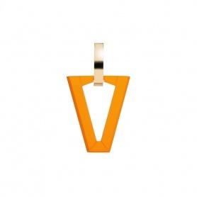 Valentina Ferragni Mono earring Uali Orange -DVF-OR-BA5