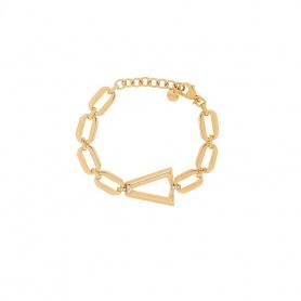Valentina Ferragni Alex Gold bracelet -DVF-BR-01