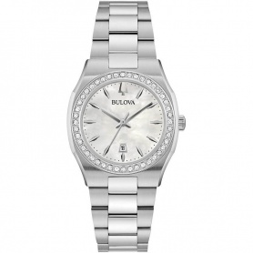 Bulova Surveyor Lady Steel -96R245