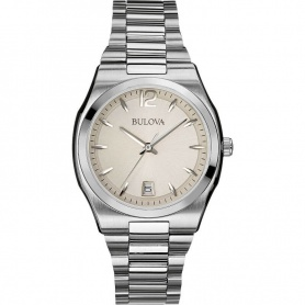 Bulova Dress Lady Steel -96M126