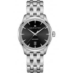 Hamilton JazzmasterAuto Men's Watch in steel H32475130